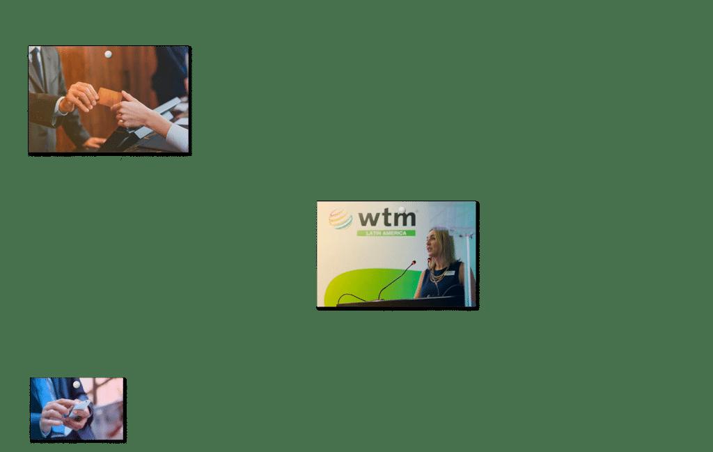 Travel Communications moodboard 2